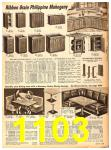 1958 Sears Fall Winter Catalog, Page 1103