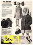 1973 Sears Fall Winter Catalog, Page 251