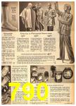 1962 Sears Fall Winter Catalog, Page 790