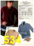 1982 Sears Fall Winter Catalog, Page 534