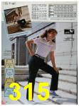1985 Sears Spring Summer Catalog, Page 315
