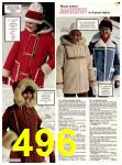 1978 Sears Fall Winter Catalog, Page 496