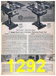 1957 Sears Spring Summer Catalog, Page 1292