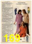1972 Sears Fall Winter Catalog, Page 169