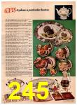 1961 Montgomery Ward Christmas Book, Page 245
