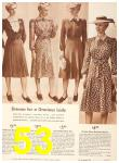 1942 Sears Spring Summer Catalog, Page 53