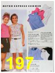1992 Sears Summer Catalog, Page 197