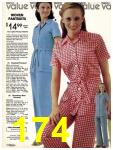1981 Sears Spring Summer Catalog, Page 174