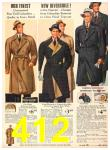 1940 Sears Fall Winter Catalog, Page 412