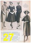 1957 Sears Spring Summer Catalog, Page 27