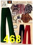 1977 Sears Fall Winter Catalog, Page 468