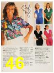 1987 Sears Spring Summer Catalog, Page 46