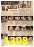 1964 Sears Spring Summer Catalog, Page 1308