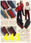 1960 Sears Fall Winter Catalog, Page 445
