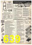 1977 Sears Spring Summer Catalog, Page 639
