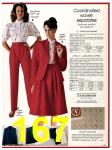1983 Sears Spring Summer Catalog, Page 167
