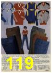 1980 Sears Fall Winter Catalog, Page 119