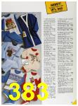 1985 Sears Fall Winter Catalog, Page 383