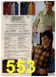 1972 Sears Fall Winter Catalog, Page 553