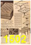 1963 Sears Fall Winter Catalog, Page 1502