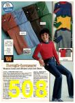 1977 Sears Fall Winter Catalog, Page 508