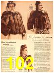 1942 Sears Spring Summer Catalog, Page 102
