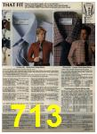 1980 Sears Fall Winter Catalog, Page 713