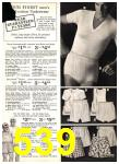 1969 Sears Spring Summer Catalog, Page 539