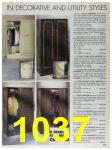 1991 Sears Spring Summer Catalog, Page 1037
