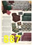 1958 Sears Fall Winter Catalog, Page 887