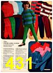 1966 Montgomery Ward Fall Winter Catalog, Page 431