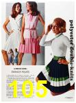 1973 Sears Spring Summer Catalog, Page 105