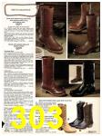 1982 Sears Fall Winter Catalog, Page 303