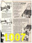 1971 Sears Fall Winter Catalog, Page 1007