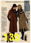 1972 Sears Fall Winter Catalog, Page 130