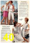 1962 Montgomery Ward Spring Summer Catalog, Page 40