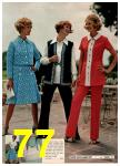 1972 Montgomery Ward Spring Summer Catalog, Page 77