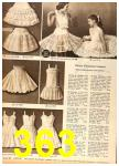 1958 Sears Fall Winter Catalog, Page 363
