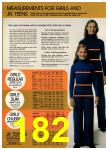 1981 Montgomery Ward Spring Summer Catalog, Page 182