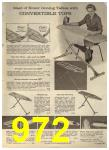 1960 Sears Spring Summer Catalog, Page 972