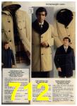 1979 Sears Fall Winter Catalog, Page 712