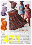 1967 Sears Spring Summer Catalog, Page 471