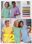 1985 Sears Spring Summer Catalog, Page 72