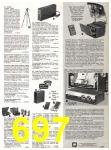 1983 Sears Spring Summer Catalog, Page 697