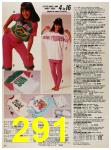 1987 Sears Spring Summer Catalog, Page 291