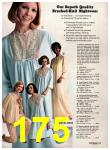 1974 Sears Fall Winter Catalog, Page 175