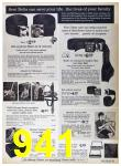 1967 Sears Fall Winter Catalog, Page 941