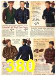 1940 Sears Fall Winter Catalog, Page 380