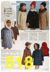 1964 Sears Fall Winter Catalog, Page 518