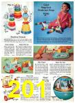 1966 Montgomery Ward Christmas Book, Page 201